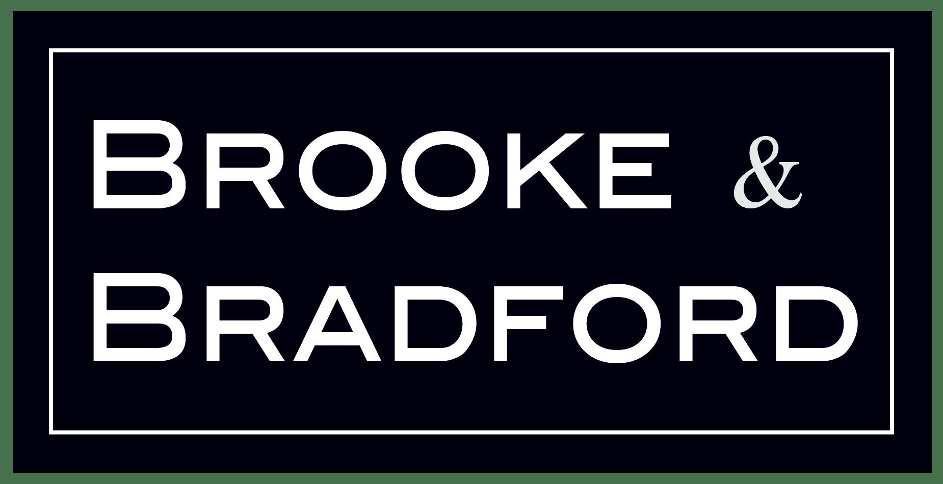 Brooke & Bradford