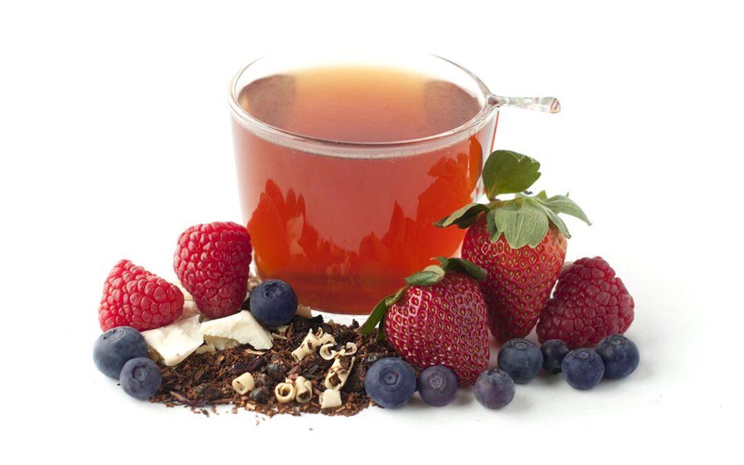 Berries & Cream Tea